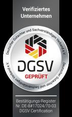 Kfz Gutachter Hamburg DGSV