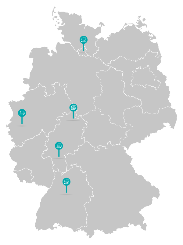 Kfz-Gutachter Hamburg S DRIVE Standorte