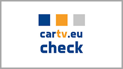 Cartv Check Logo