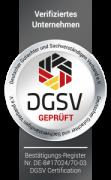 DGSV Siegel S DRIVE Gutachter Hamburg