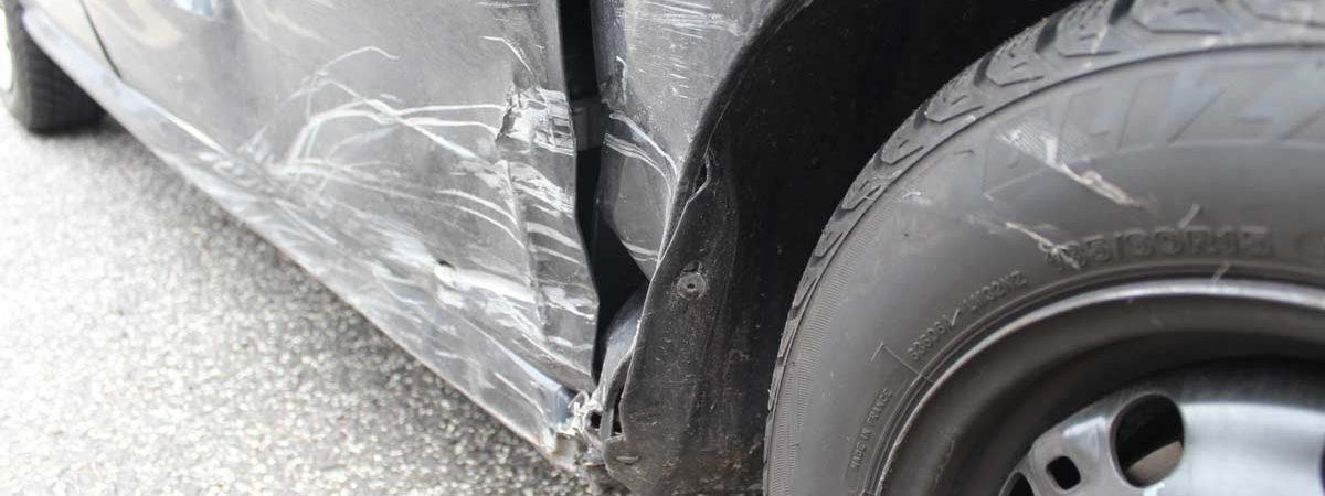 Unfallschaden Auto