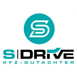 Kfz Gutachter Hamburg - S Drive Logo