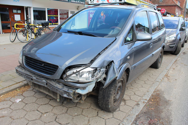 Kfz Gutachter Hamburg Harburg Verkehrsunfall