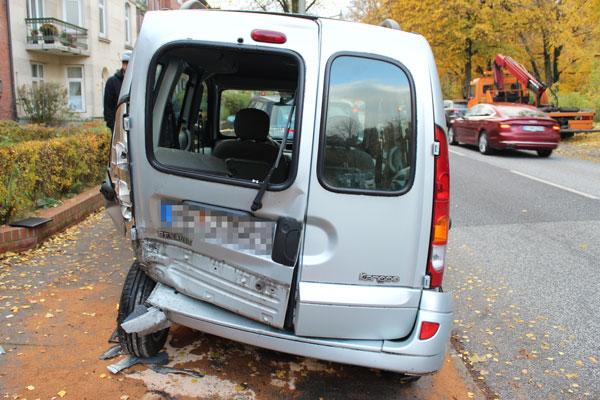 Kfz Gutachter Hamburg Wandsbek Unfall