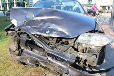 Totalschaden BMW