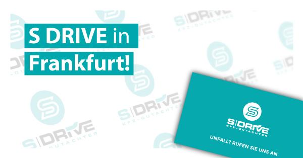 Kfz Gutachter in Frankfurt S DRIVE